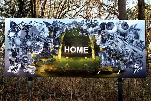 Home, by Nancy S Baker