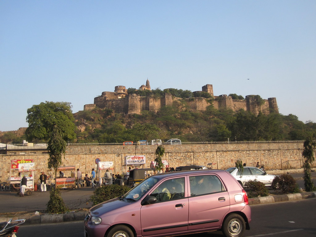 Jaipur - Local Fort
