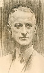 A photo of Harvey Cushing (1869-1939)