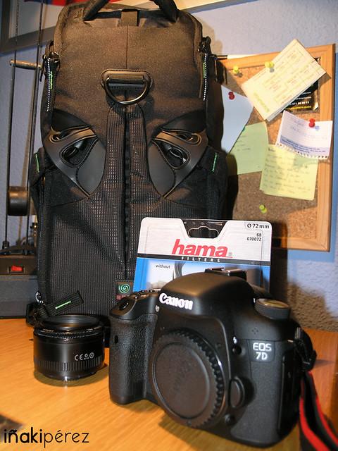 Mi nueva cámara