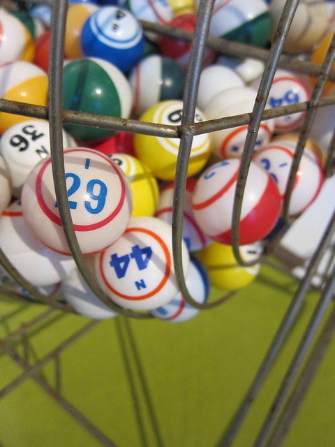 Bingo! from Flickr via Wylio