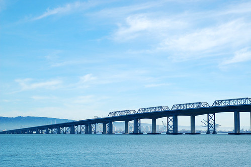 bay bridge east span by hep
