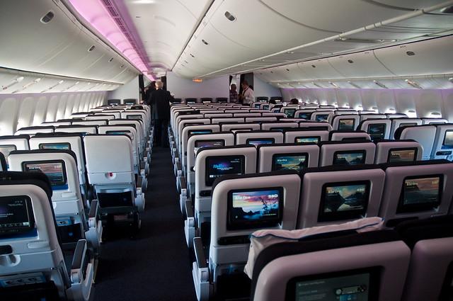 Leg Room On Jet Blue