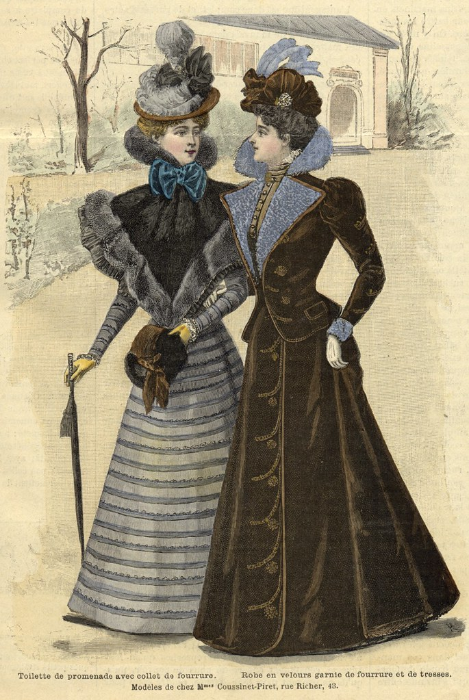 La Mod eIllustrée, 1898