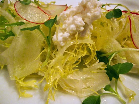 Shaved fennel salad   Flickr - Photo Sharing!