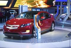 concept car(0.0), chevrolet(1.0), automobile(1.0), exhibition(1.0), executive car(1.0), vehicle(1.0), automotive design(1.0), auto show(1.0), mid-size car(1.0), compact car(1.0), chevrolet volt(1.0), sedan(1.0), land vehicle(1.0),