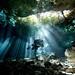 Cenote - Quintana Roo, Mexico by James R.D. Scott