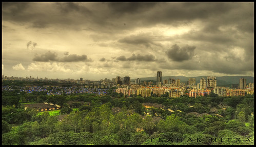 sky home landscape photography nikon view mumbai hdr mitra d80 prahar