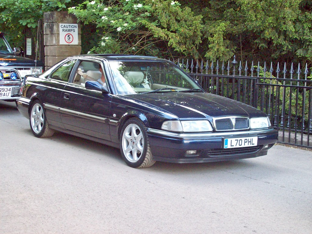 164 Rover 820 Vitesse Coupe (1998)