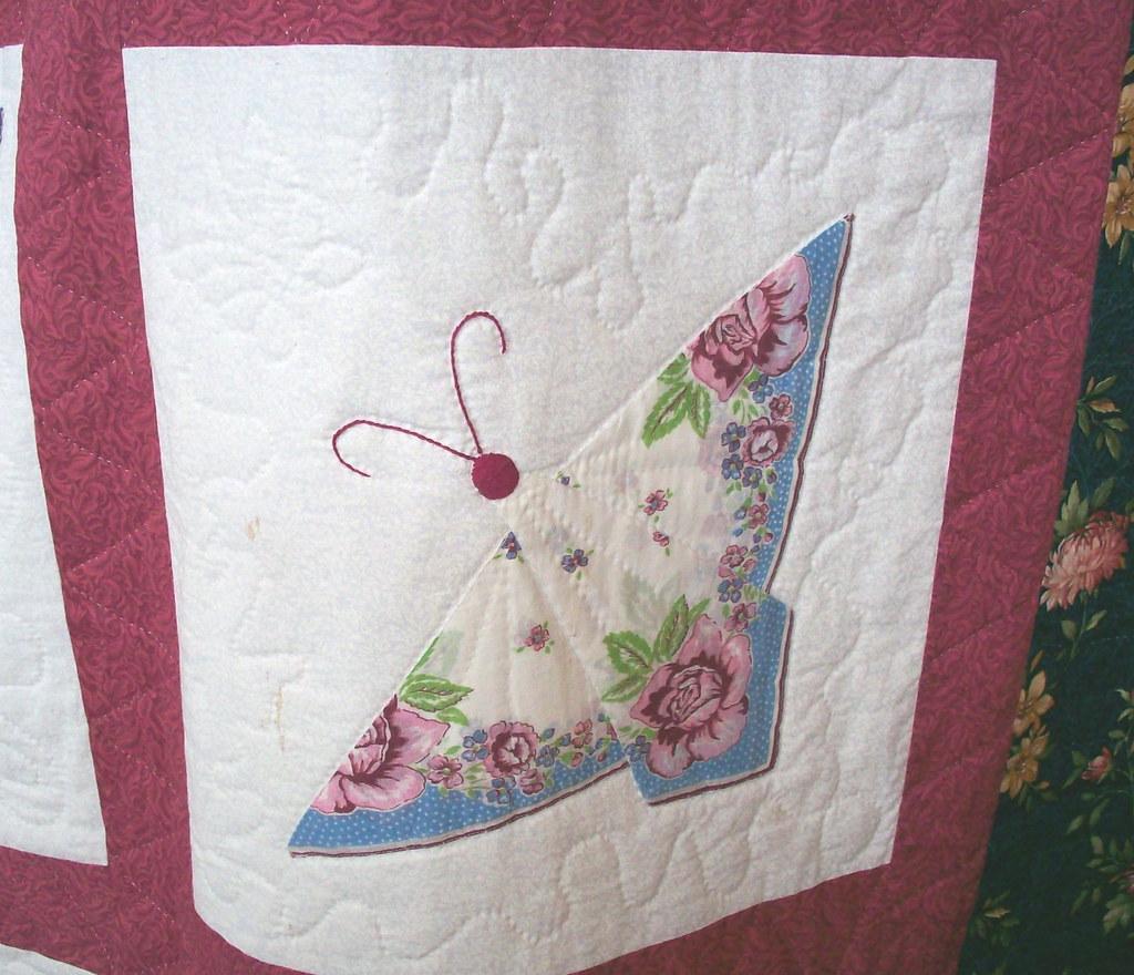 Handkerchief Quilt Block Flickr Photo Sharing