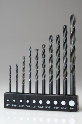 DRILL BIT PRODUCT SHOT