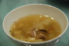 Mum's Winter Melon, Dried Scallop, Lean Pork…