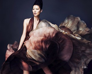 KAIZFENG FASHION - Numero China March 2011
