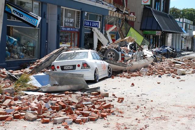 Video Christchurch Gallery: Christchurch Earthquake