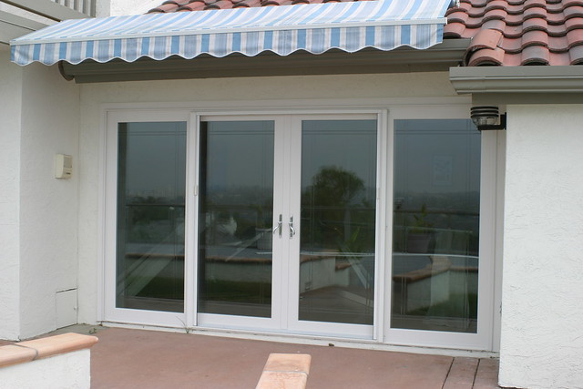 uye home 6 foot sliding glass door