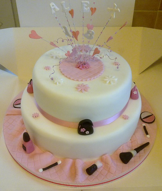 Cake Images For 18th Birthday : 18th Birthday Cake Flickr - Photo Sharing!