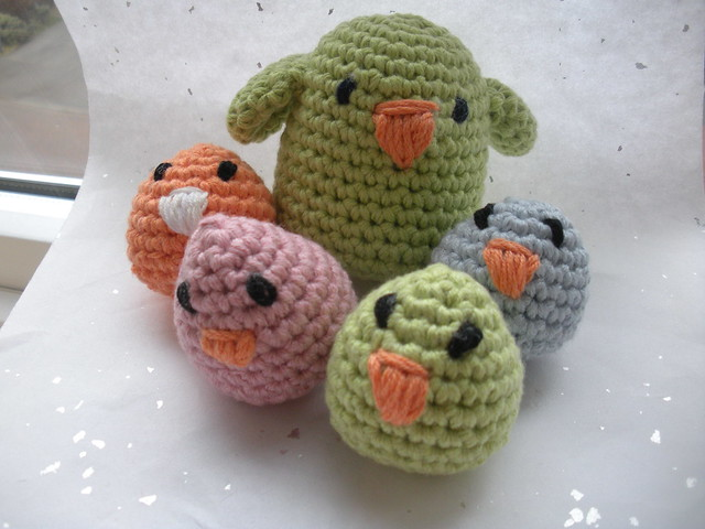 Easter Patterns -- Free Crochet Patterns and Filet Crochet Charts