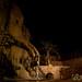 Ma'in Hot Springs at Night - Jordan