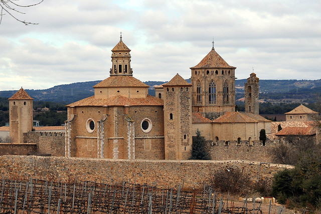 Monestir de Poblet  Flickr - Photo Sharing!