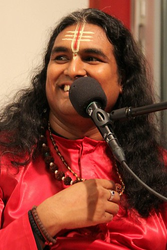 Shivaratri 2011 with Sri Swami Vishwananda