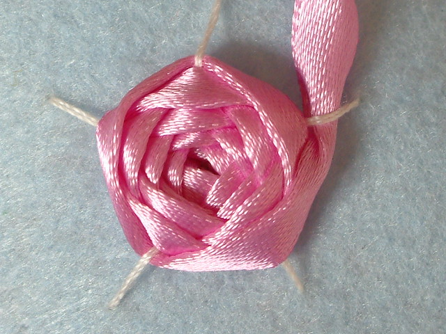 Honey Bee's Bliss: Silk Ribbon Embroidery Tutorial Archive