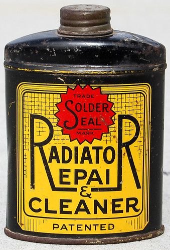 Radiator Repair & Cleaner, 1921 by Roadsidepictures