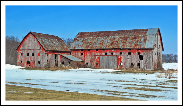 An Indiana Barn Flickr Photo Sharing