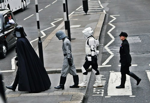 Intergalactic Crossing (Abbey Rd 2)