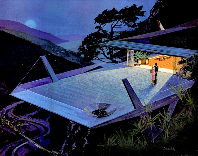 1961 ... coastal cantilever  - Motorola