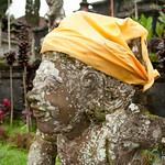 Good Spirit Statue - Bali, Indonesia
