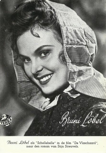 Bruni Löbel in De Vlaschaard (1943)