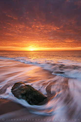 Simple Sunrise #2 - Santa Cruz, California