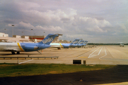 Valujet Bank In KATL 7-95