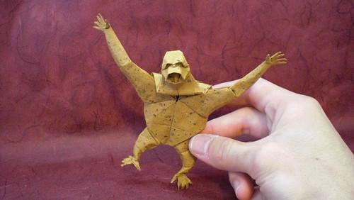 Orangutan-Trollip