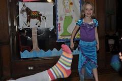 Clio's Mermaid Party