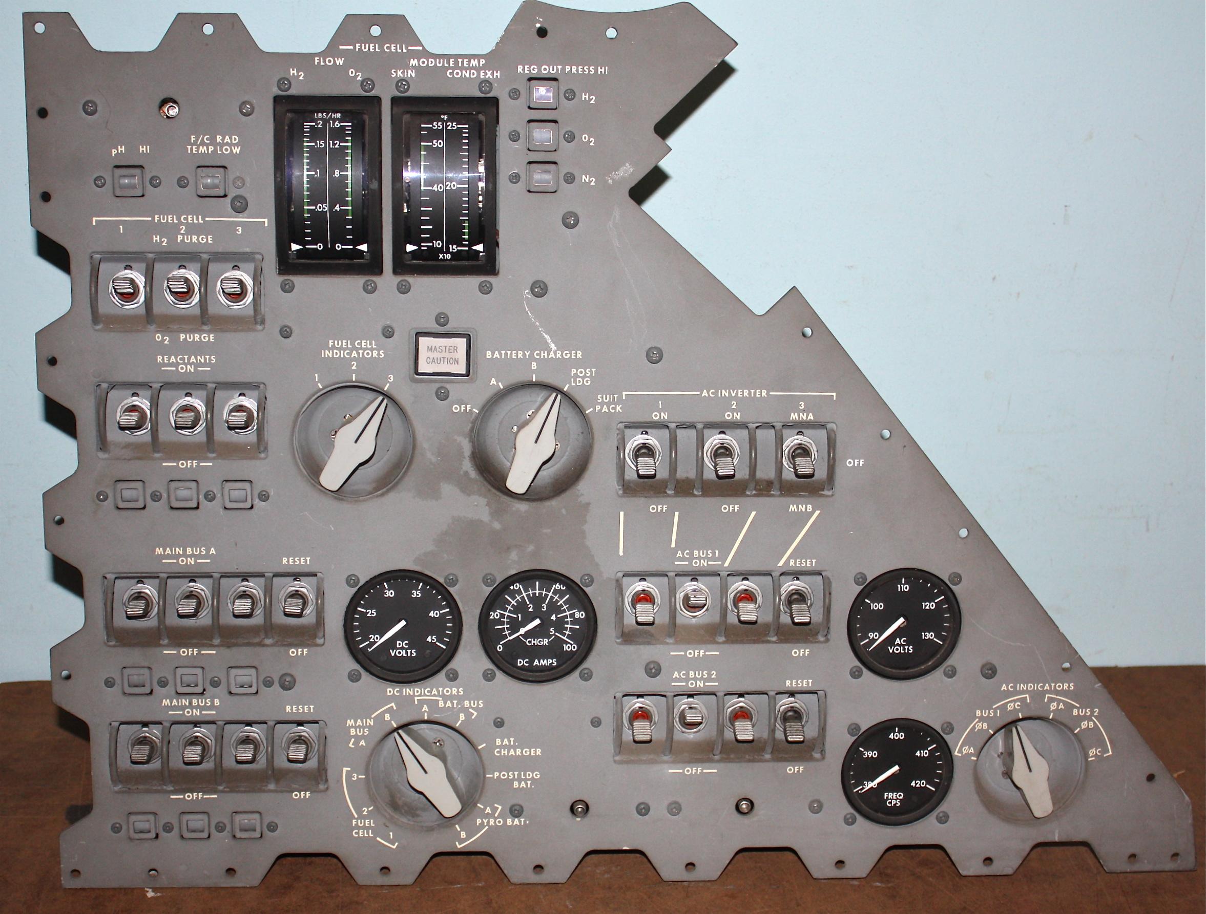 gemini spacecraft cockpit - photo #29