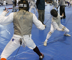 sabre(0.0), weapon combat sports(1.0), fencing weapon(1.0), individual sports(1.0), contact sport(1.0), weapon(1.0), sports(1.0), combat sport(1.0), ã‰pã©e(1.0), fencing(1.0), foil(1.0),