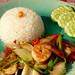 Stir-Fried Shrimp and Veggies - Koh Samui, Thailand