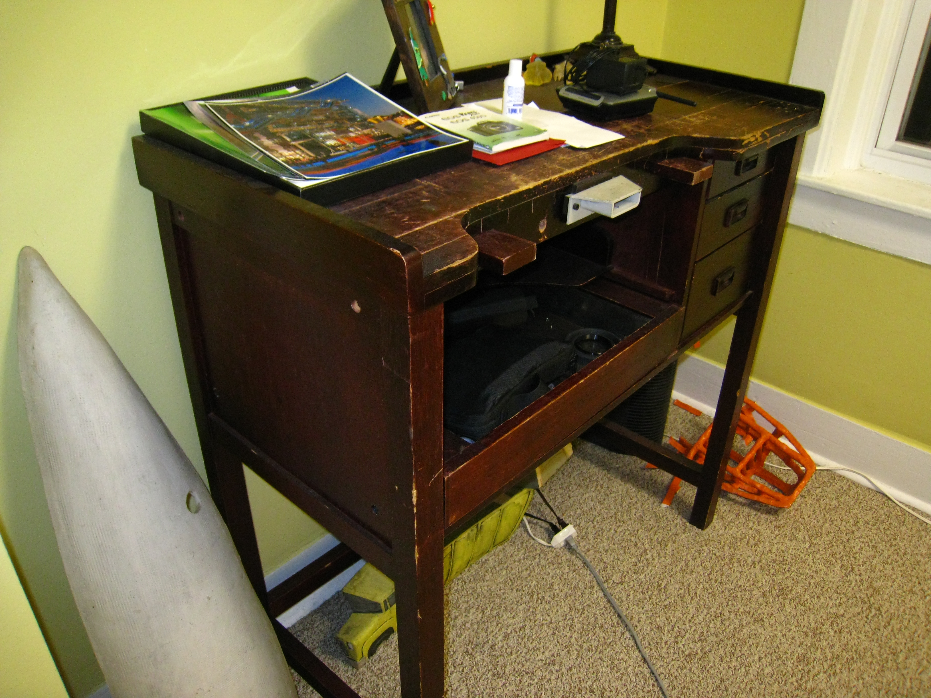 Jeweler 39 S Bench For Sale Or Storage Flickr Photo Sharing