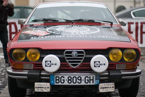 Alfa Romeo Alfetta GTV 1978