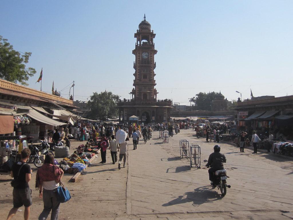 Jodhpur Clock-Tower