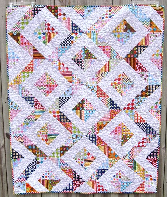 Child of the 80s quilt complete
