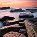 Light on Rocks by -yury-