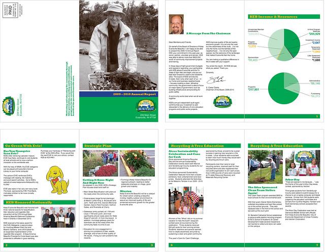 Annual Report Samples Non Profits Sample Non Profit Annual