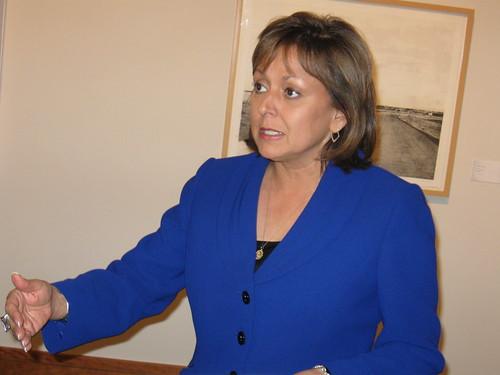Gov. Susana Martinez