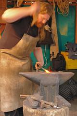 art, person, blacksmith,