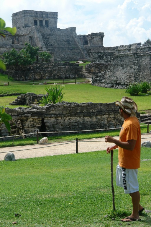 """Mirando """"El Castillo"""" tulum, el """"beach resort"""" de los mayas - 5461423656 ae61b12435 o - Tulum, el """"beach resort"""" de los Mayas"""
