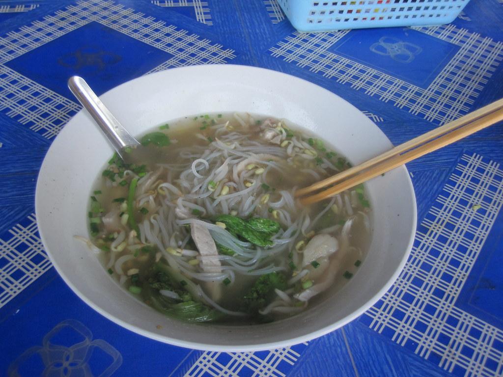 Breakfast - Luang Prabang, Laos