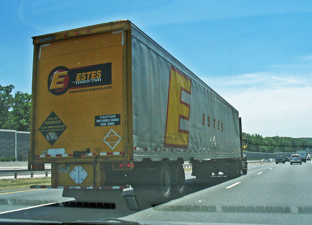 Washington Capital Beltway Motor Trucking Estes