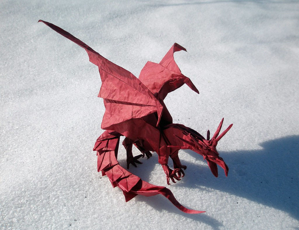 Arturoris Most Interesting Flickr Photos Picssr Fearsome Ancient Dragon Designed By Satoshi Kamiya No Online Diagrams Folded Artur Biernacki